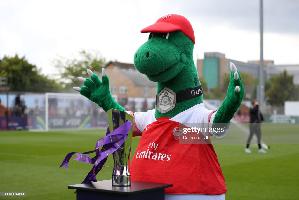 Arsenal Women v Manchester City Women: WSL : News Photo