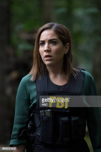 BLINDSPOT Gunplay Ricochet Episode 304 Pictured Audrey Esparza as Tasha Zapata