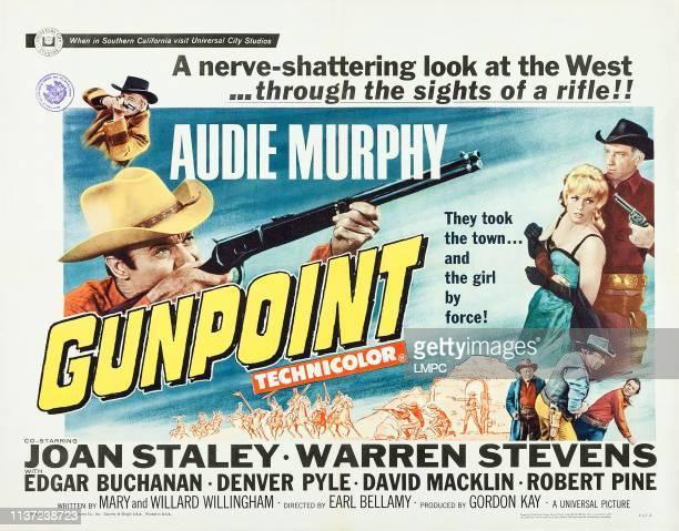 Audie Murphy Joan Staley Warren Stevens 1966