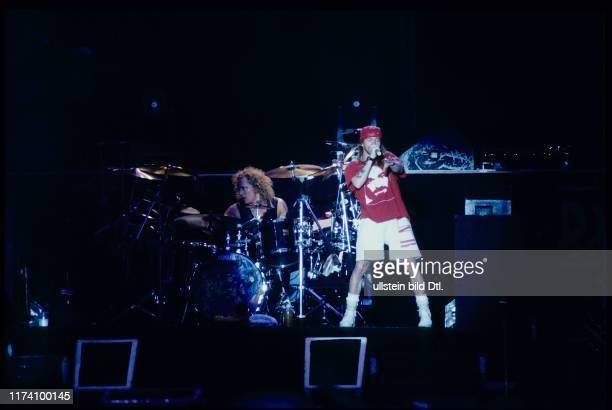 Guns N'Roses live in Wien 1993