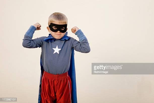 Guns of a Superhero