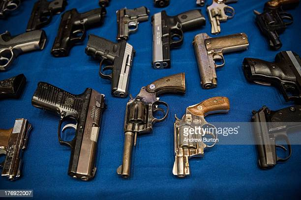 Handgun Stock Photos And Pictures