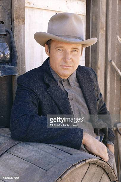 Gunsmoke One Mans Justice a madeforTV movie featuring Bruce Boxleitner Image dated September 27 1993 Original broadcast date February 10 1994
