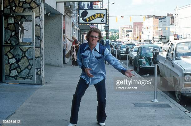 'Gunter Gabriel am in Nashville Tennessee USA '