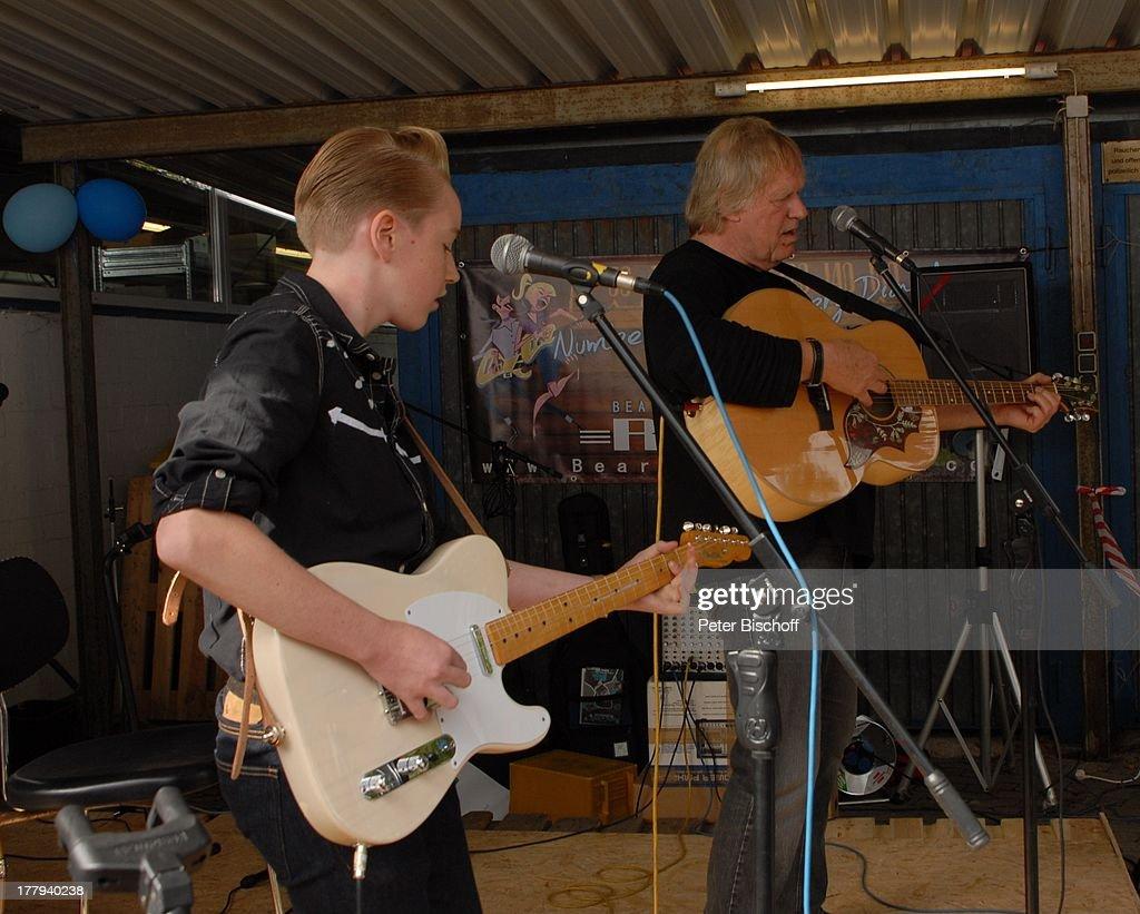 kahler Gitarrist