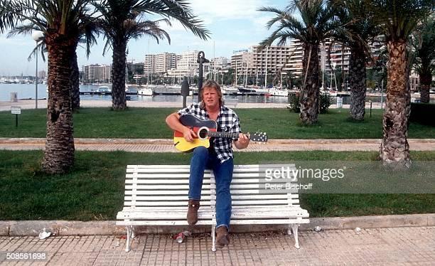 Gunter Gabriel Privat am in Palma de Mallorca auf Insel Mallorca Spanien