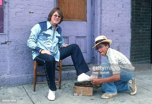 'Gunter Gabriel und Schuputzer am in Nashville Tennessee USA '