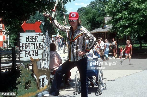 'Gunter Gabriel Vergnügungspark ''Opryland'' am bei Nashville Tennessee USA '