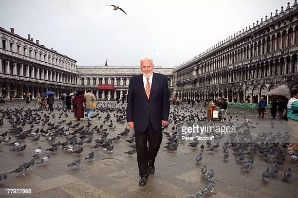 """Gunther Emmerlich, Landgang, ARD-Show """"Zauberhafte Heimat"""", M i t t e l m e e r - K r e u z f a h r t mit M S """"D e u t s c h l a n d"""", Venedig,..."""