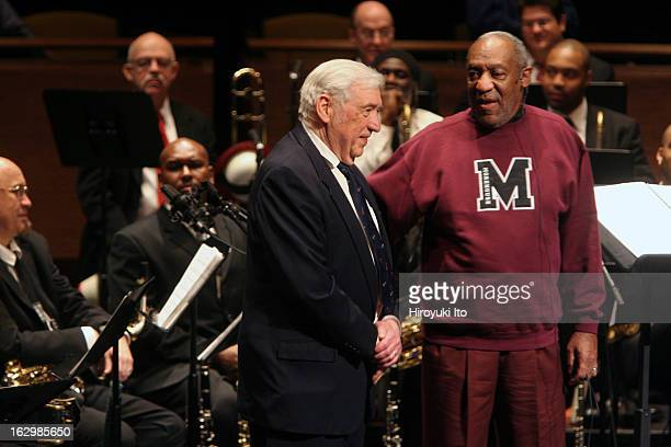 Gunther Schuller conducts Charles Mingus's 'Epitaph' at Rose Theater on Wednesday night April 25 2007This imageBill Cosby right introduced Gunther...