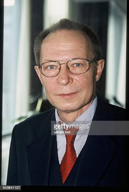 Gunther Vogel, Leiter der ZDF-Redaktion Gesundheit und Natur. .
