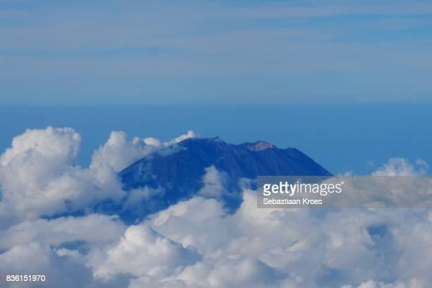 Gunung Agung Mountain, Top of the Volcano, Bali, Indonesia