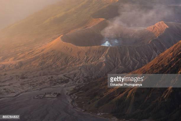 Gunung Bromo Volcano Indonesia
