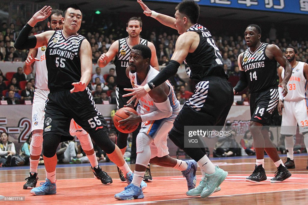 Sichuan Blue Whales v Liaoning Flying Leopards - CBA 15/16 Play-off Final