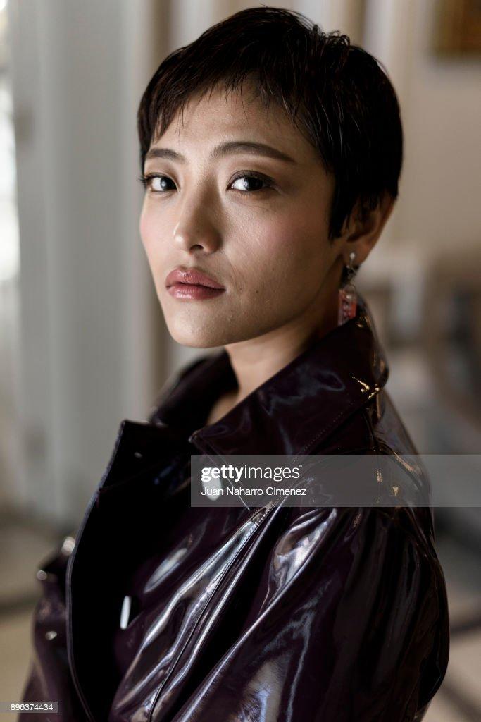 Guo Yue Portrait Session - 65th San Sebastian Film Festival