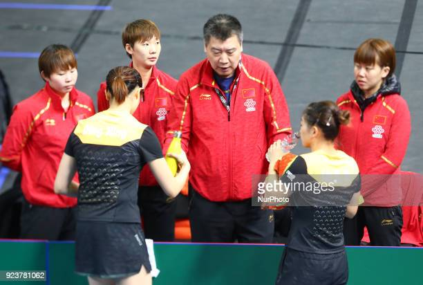 30 Top Table Tennis World Cup Pictures, Photos, & Images