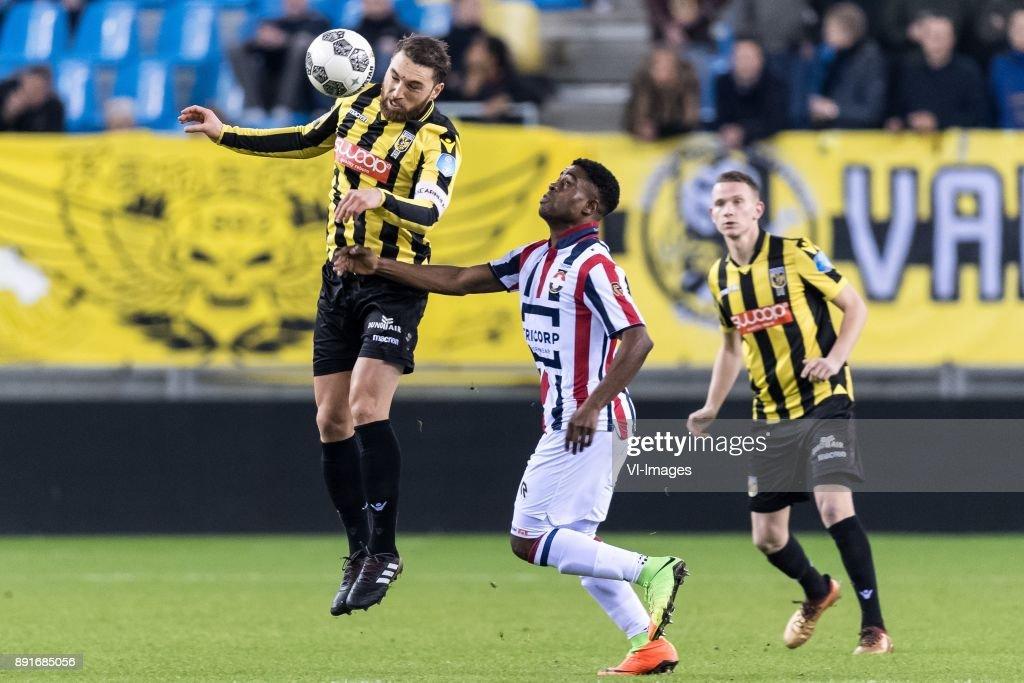 Vitesse v Willem II - Eredivisie