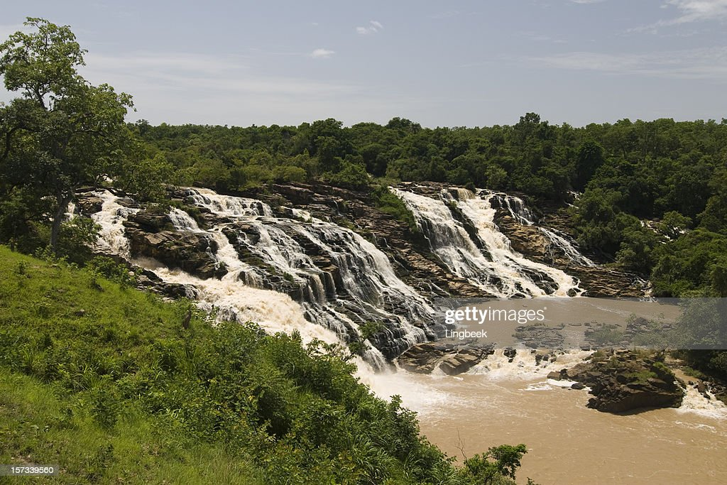 Gurara Falls : Stock Photo