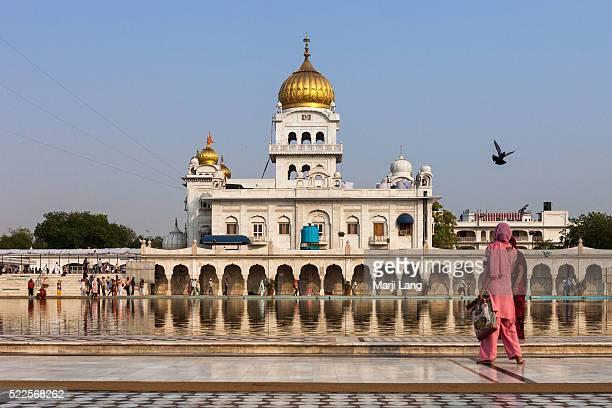 Gurdwara Bangla Sahib New Delhi India Gurdwara Bangla Sahib is the most prominent Sikh gurdwara or Sikh house of worship in Delhi known for its...