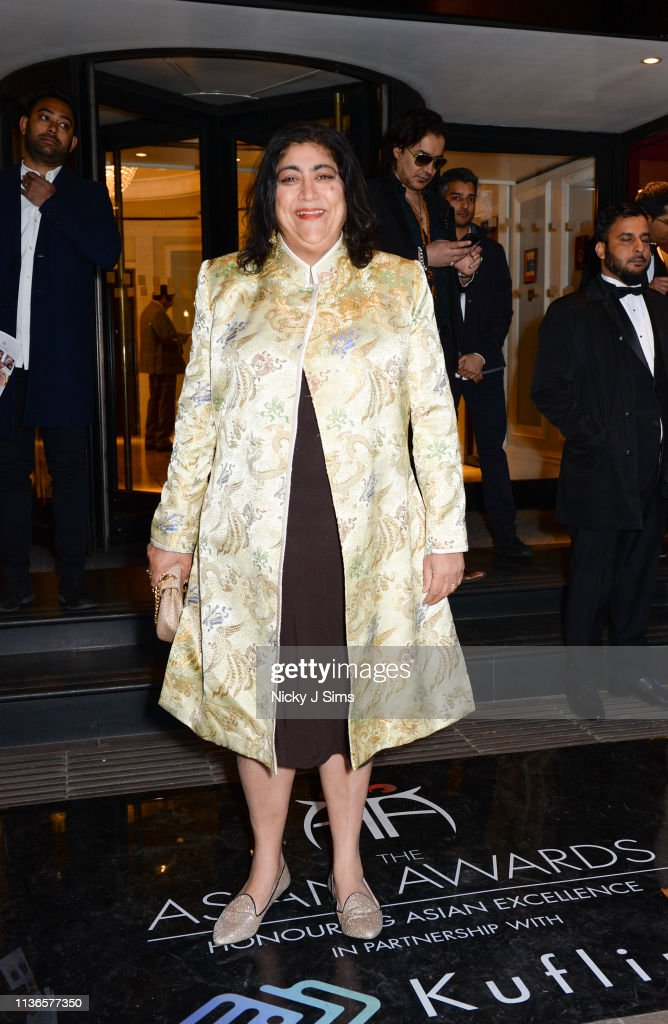 The Asian Awards 2019 - Red Carpet Arrivals : News Photo