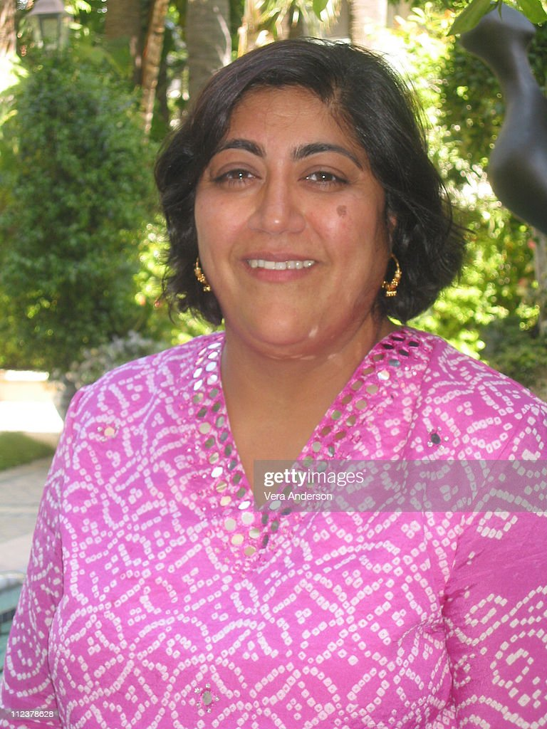 """""""Bend it Like Beckham"""" Press Conference with Gurinder Chadha"""