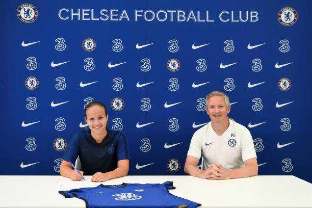 GBR: Guro Reiten Signs New Contract With Chelsea Women