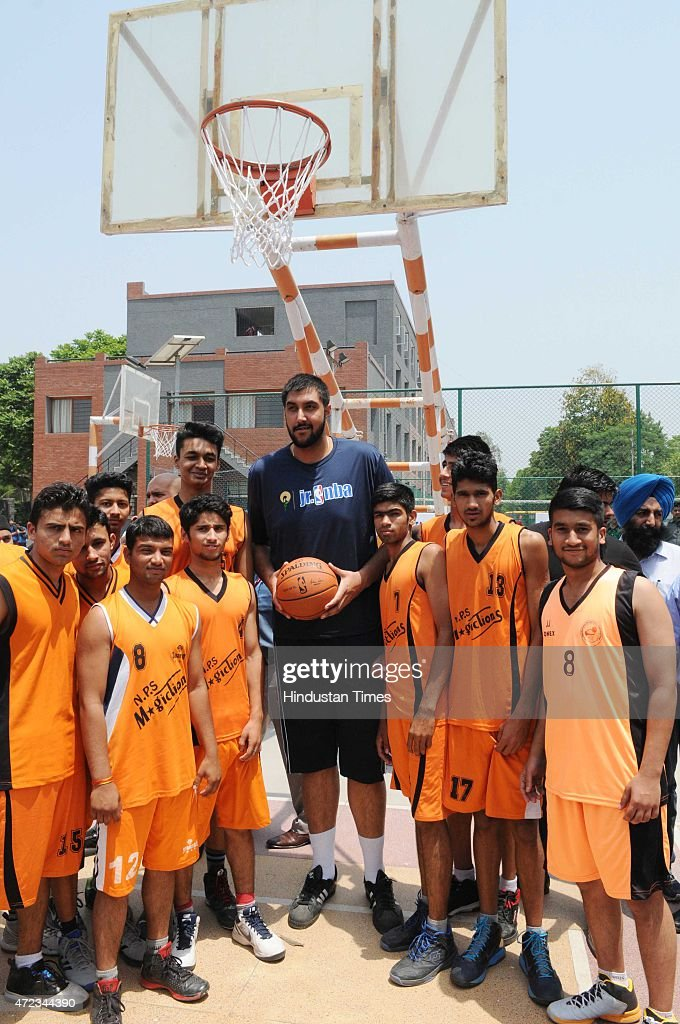 Gursimran Singh `Sim Bhullar` a 22yearold Canadian basketball player of Indian origin the first player of Indian descent to play in the NBA during...