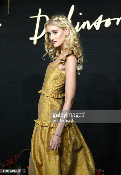 Gus Birney attends Dickinson New York Premiere at St Ann's Warehouse on October 17 2019 in New York City