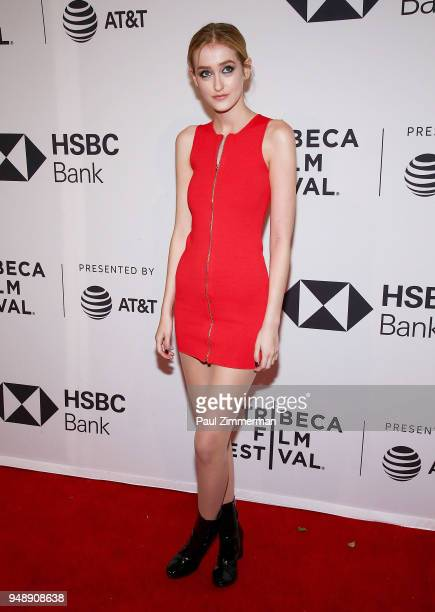 Gus Birney attends the 2018 Tribeca Film Festival Blue Night at SVA Theater on April 19 2018 in New York City