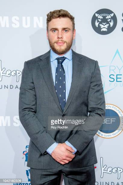 Gus Kenworthy attends the 2018 Samsung Charity Gala at The Manhattan Center on September 27 2018 in New York City