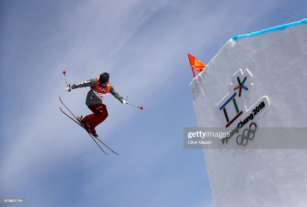 Freestyle Skiing - Winter Olympics Day 9