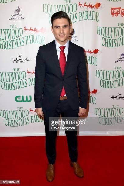 Gus Sanchez at 86th Annual Hollywood Christmas Parade on November 26 2017 in Hollywood California
