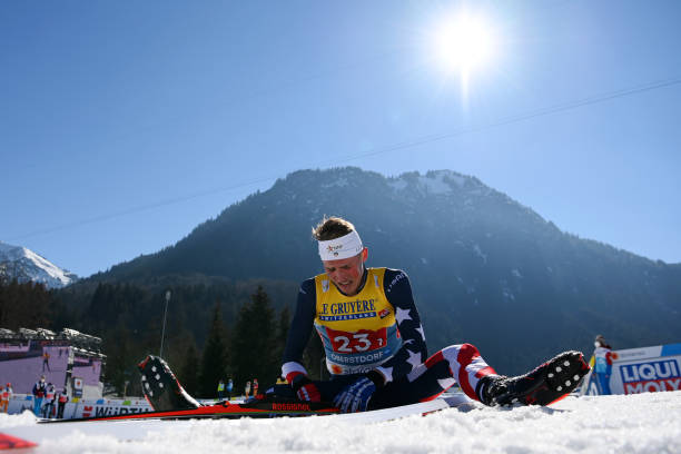 DEU: FIS Nordic World Ski Championships Oberstdorf - Men's Cross Country Team Sprint Semifinals
