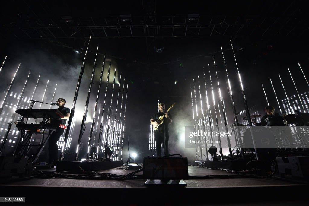 alt-J Performs At Fillmore Auditorium