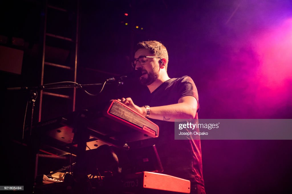 alt-J Performs At The Garage : News Photo