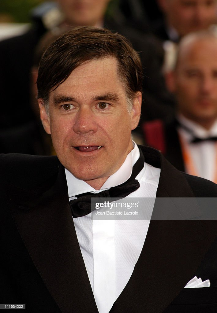 Gus Van Sant during 2003 Cannes Film Festival - Closing Ceremony - Arrivals at Palais des Festivals in Cannes, France.