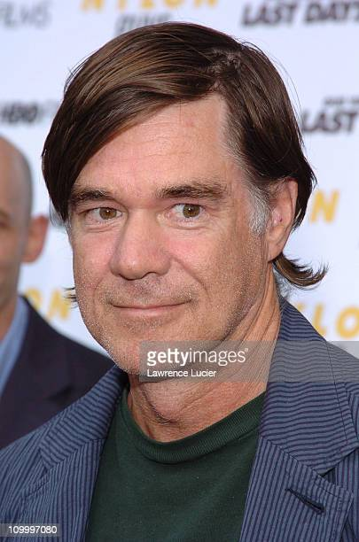 Gus Van Sant during Last Days New York City Premiere Arrivals at Sunshine Theater in New York City New York United States