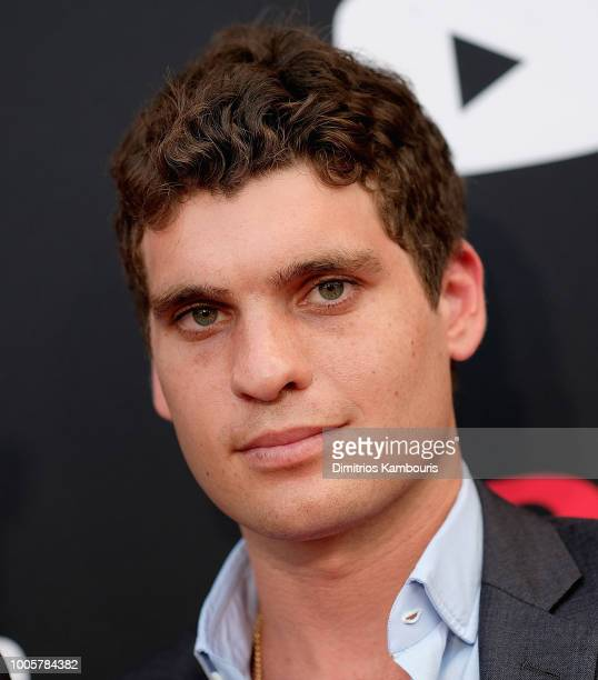 Gus Wenner attends The Rolling Stone Relaunch on July 26 2018 in New York City