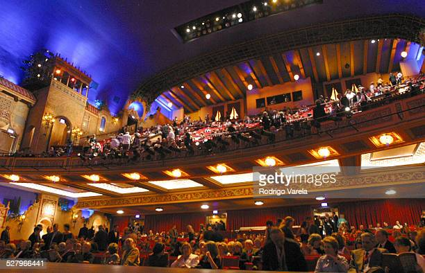 Gusman Center for the Performing Arts during The 2003 Miami International Film Festival The Other Side of the Bed Premiere in Miami FL United States