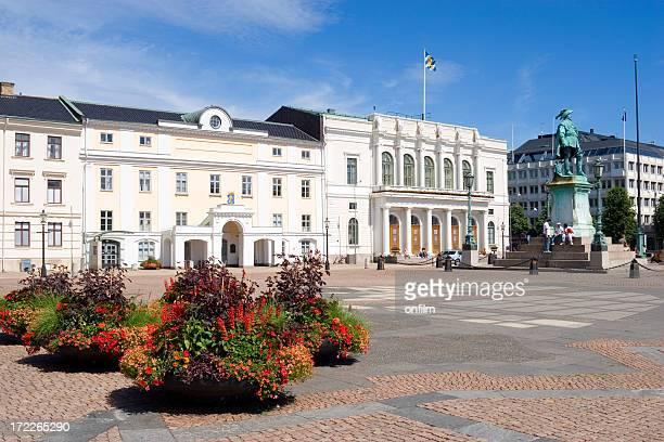 Gustav Adolf Square, Gothenburg, Sweden