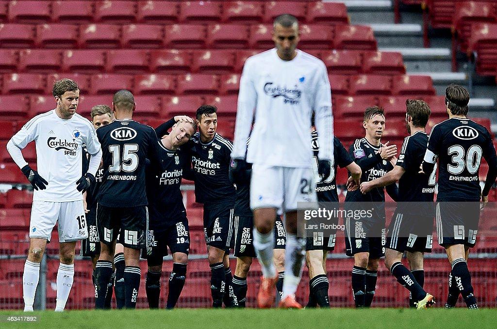 FC Copenhagen vs IFK Goteborg  - Pre-Season Friendly : Foto di attualità
