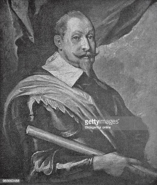 Gustav II Adolf December 19 1594 November 16 descended from the Wasa ruling family was king of Sweden from 1611 to 1632 and one of the most important...