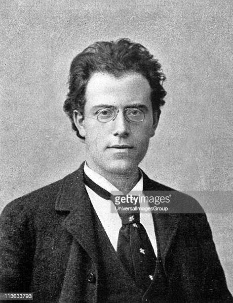 Gustav Mahler 1860 1911 lateRomantic Austrian composer and one of the leading conductors of his generation As a composer he acted as a bridge between...