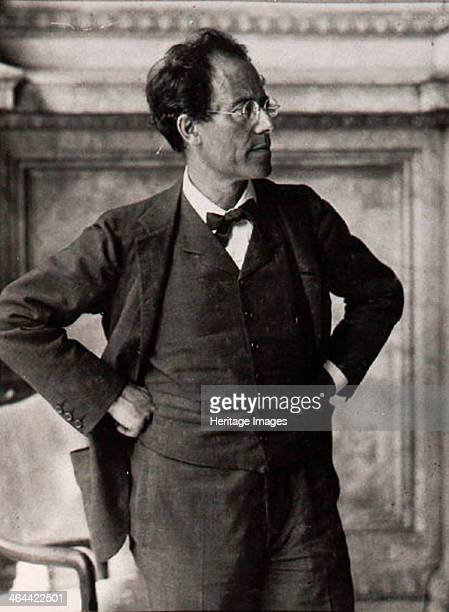 Gustav Mahler Austrian composer and conductor 1900s Musically Mahler bridged the gap between the 19th century Romantic tradition of Austrian and...