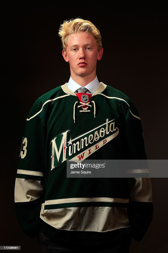 2013 NHL Draft - Portraits : News Photo