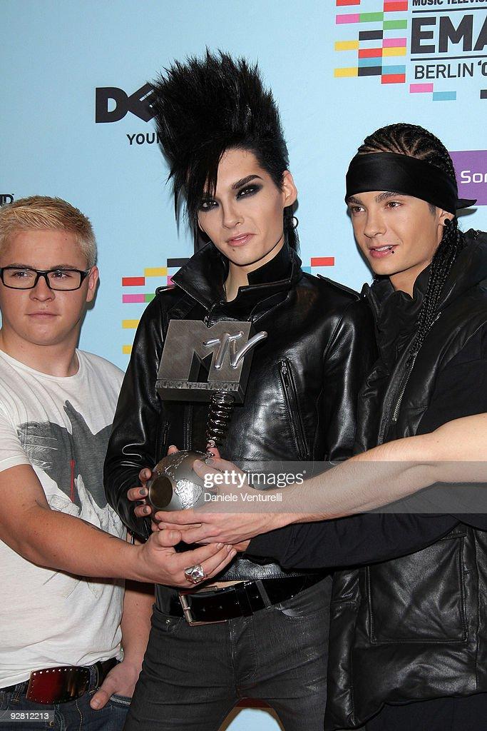 MTV Europe Music Awards 2009 - Winners Photocall