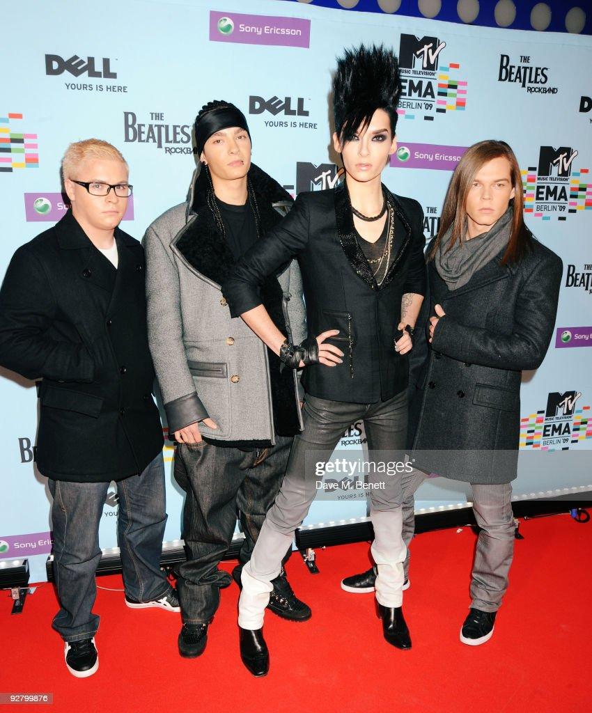 MTV Europe Music Awards 2009 -VIP Arrivals