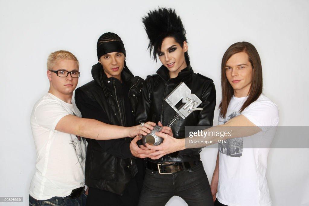 MTV Europe Music Awards 2009 - Exclusive Studio