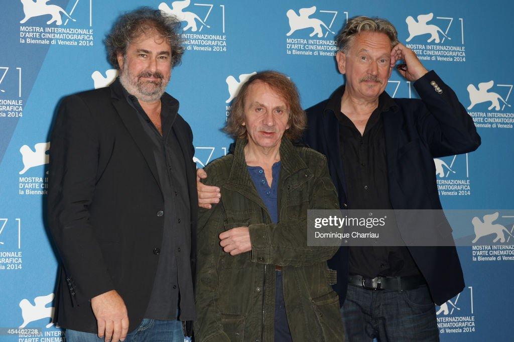 'Near Death Experience' - Photocall - 71st Venice Film Festival