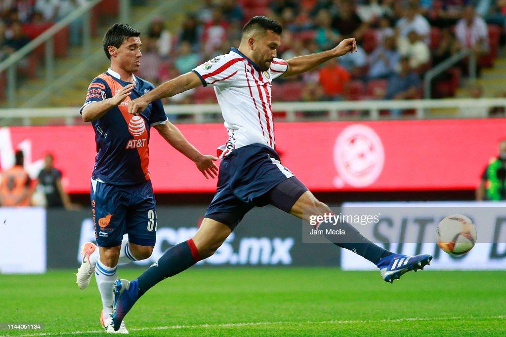 MEX: Chivas v Puebla - Torneo Clausura 2019 Liga MX